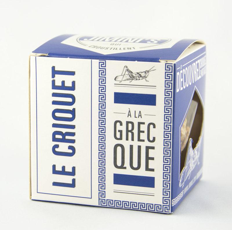 Criquet à la Grec de Jimini's