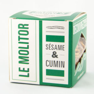 Sesame & Cumin de Jimini's