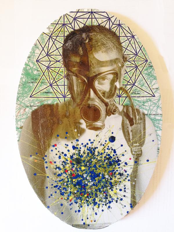 Mask par Lucie Christian