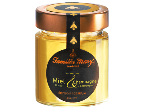 Miel & Champagne : mielleux !!