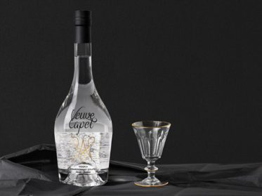 Vodka Veuve Capet