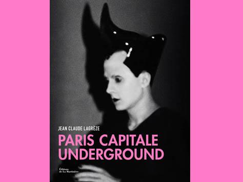 Paris capitale underground