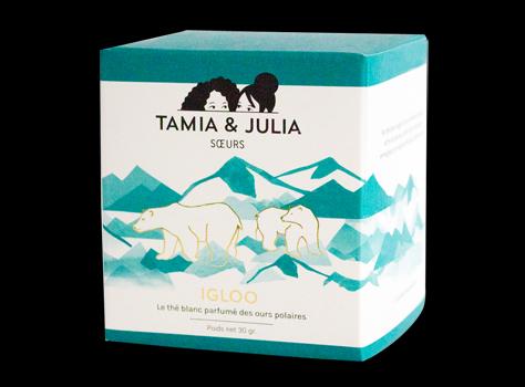 Tamia & Julia