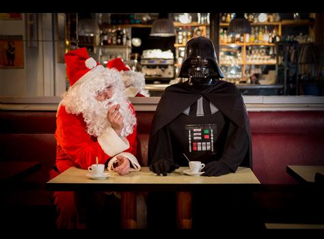 Des nouvelles du Père Noël