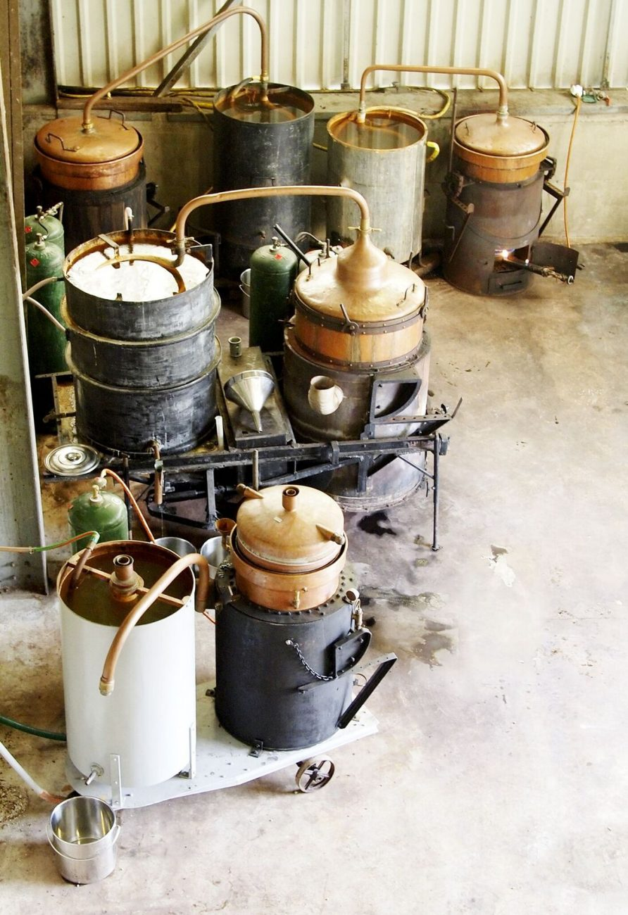 Atelier du bouilleur
