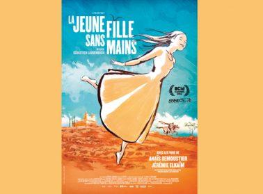 La jeune fille sans mains/Film d'animation
