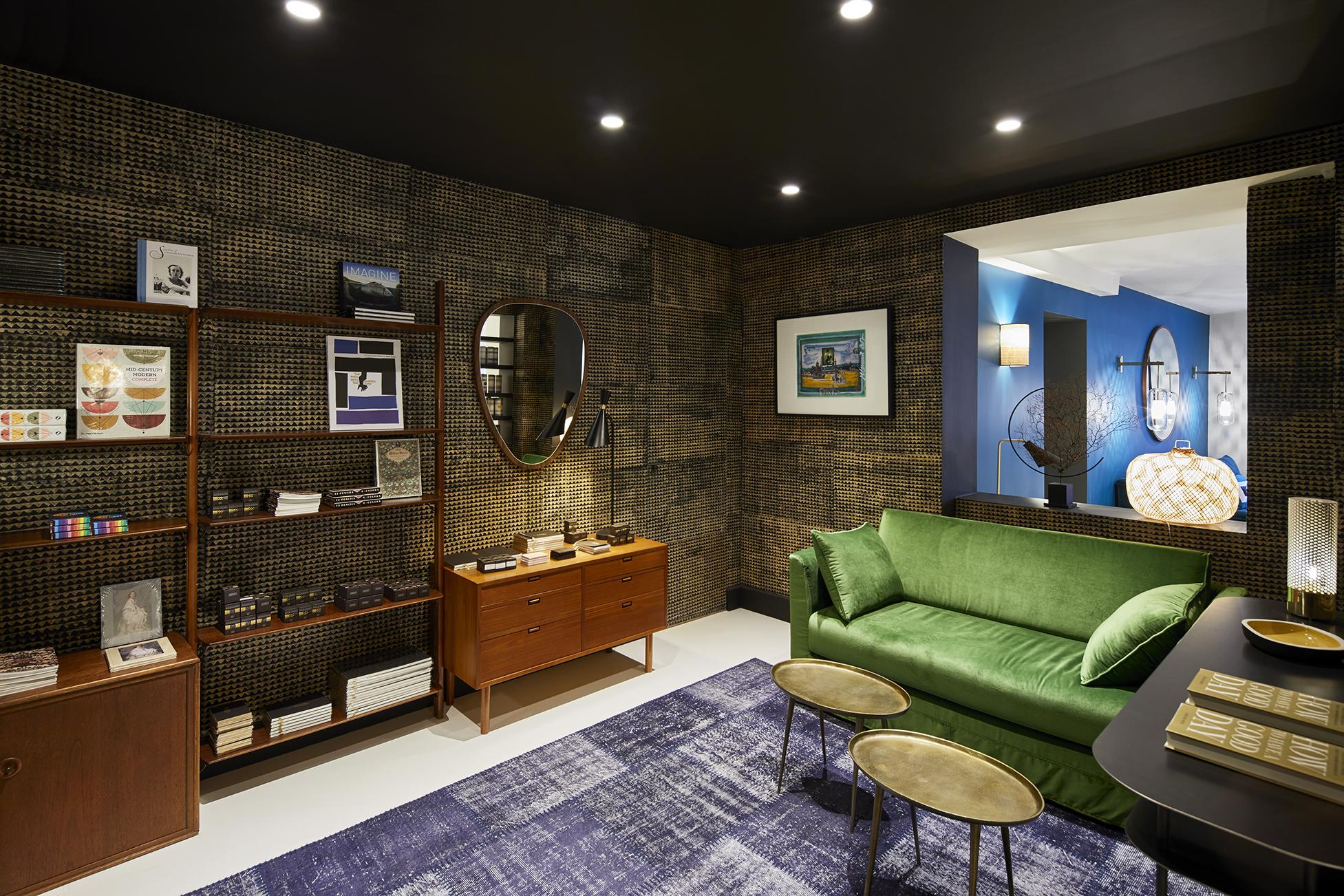la planque de sarah lavoine. Black Bedroom Furniture Sets. Home Design Ideas
