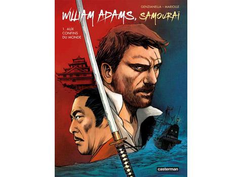 William Adams, Samouraï
