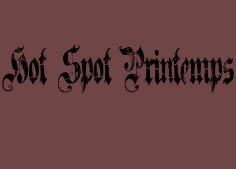 Hot Spot Printemps
