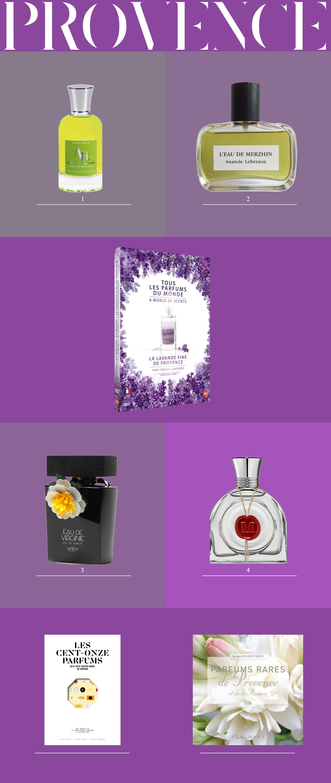 shopping parfums de provence