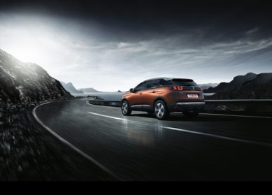 Nouvelle PEUGEOT 3008 Advanced SUV