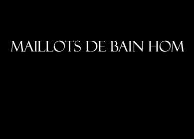 Maillots de Bain Hom