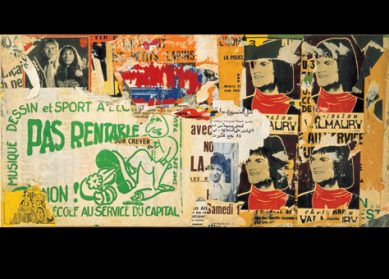 Exposition Georges Pompidou et l'Art