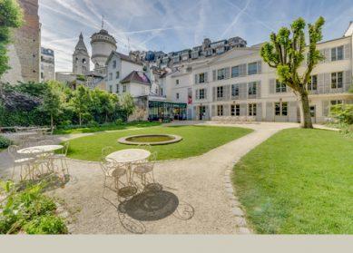 Café Renoir au Musée de Montmartre