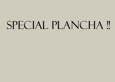 Spécial Plancha!!