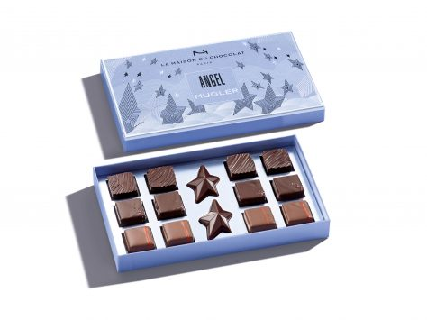Maison du Chocolat x Angel Mugler