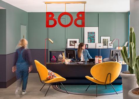 Hôtel BOB