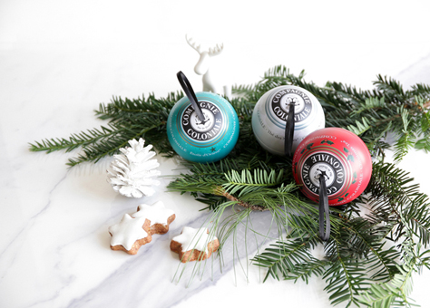 Les boules de Noël!!