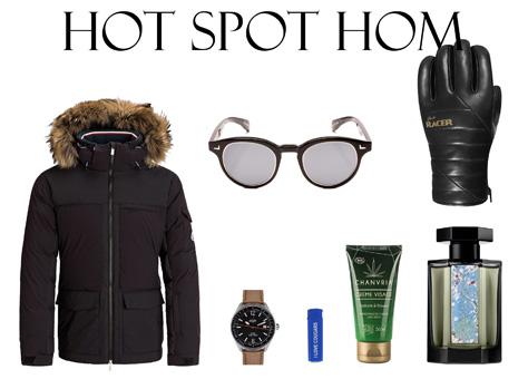 Hot Spot Hom
