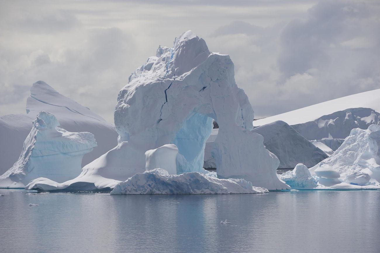 espace des mondes polaires