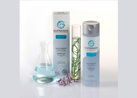 Les cosmétiques de la mer bio nommés Guérande !