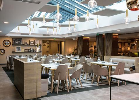 Hôtel Niepce Paris****