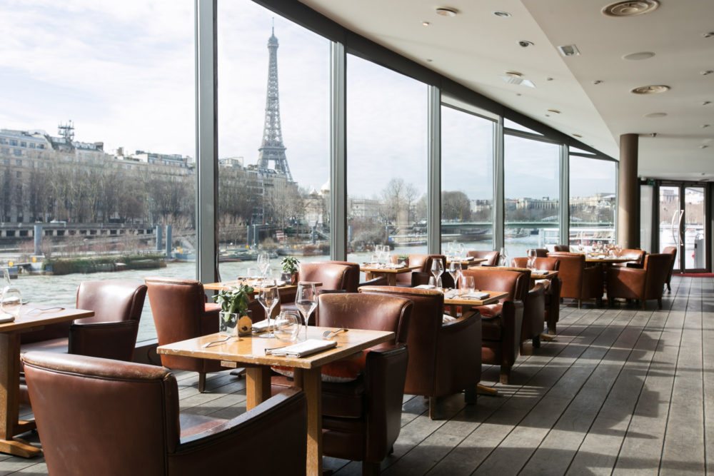 restaurant le club paris