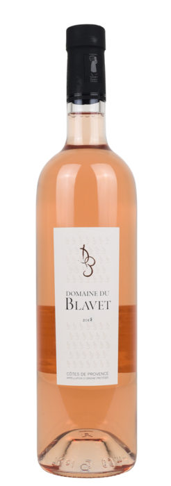 domaine du Blavet_rosé 2017_Côtes de ProvenceBIS