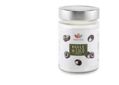 L'huile de coco extra vierge bio