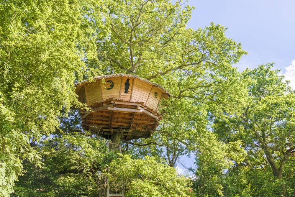 Cabanes des Grands Lacs à Chassey-les-Montbozon