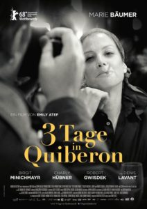 3 Jours à quiberon cinema