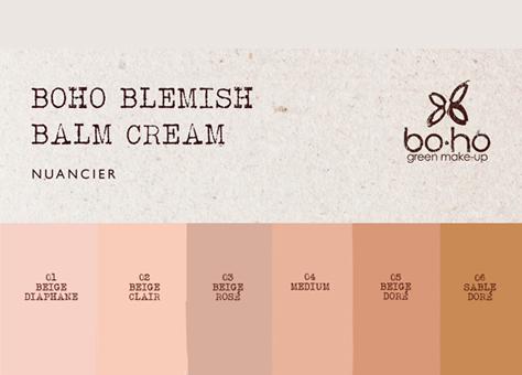BOHO Blemish Balm Cream