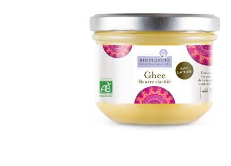 Le Ghee : un beurre clarifié bio