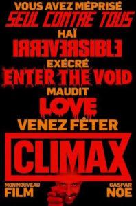climax cinema