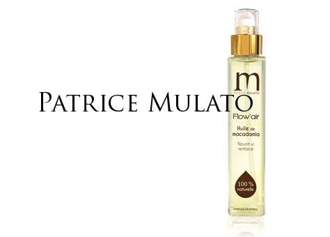 Patrice Mulato prend soin de vos cheveux
