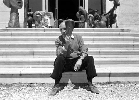 Picasso dans l'œil de Willy Rizzo
