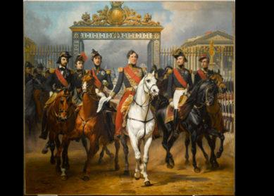 Louis Philippe et versailles