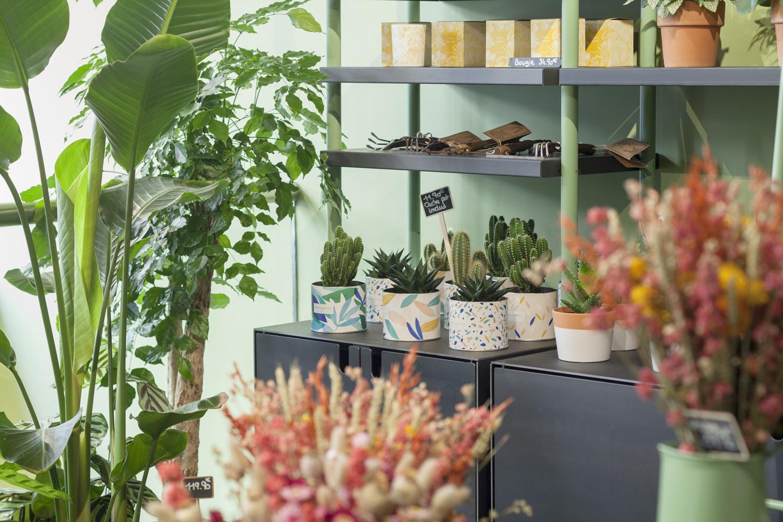 maison bergamotte fleurs