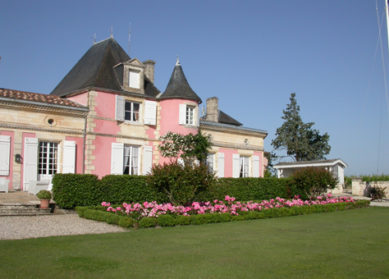 Le Château rose