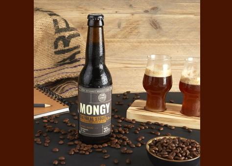 Mongy Oatmeal Stout