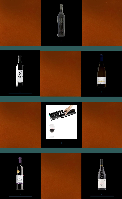 Notre sélection de Vins
