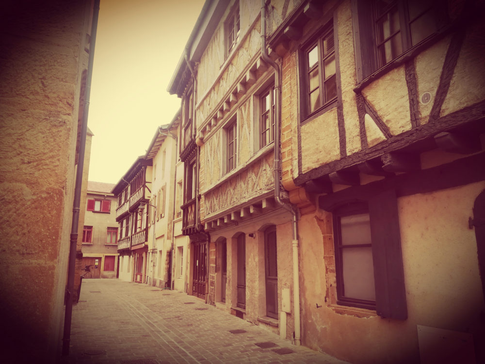 ville de charlieu