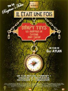 Il était une fois... Dumpy Toys : les aventures du Capitaine Jimmy Crochu