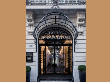 Hôtel La Clef Champs Élysées