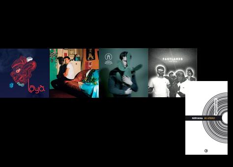 La Playlist du WE #64