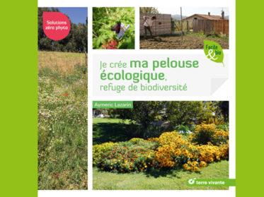 Je crée ma pelouse écologique