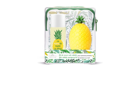 Avec Cellu-cup Ananas, exit la peau d'orange !