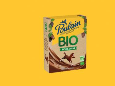 La marque Poulain s'engage sur le bio
