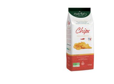 Elles sont artisanales et bio… les chips !