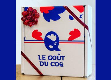 Une nouvelle box made in France signée « Le Goût du Coq » !